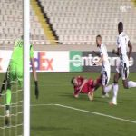 Omonia [2]-1 PAOK - Jordi Gomez penalty 84'