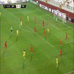 Sivasspor 0-1 Villarreal - Samuel Chukwueze 75'