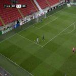 Slavia Praha 3-0 Hapoel Beer Sheva - Abdallah Sima 85'
