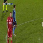 Almere City [1] - 1 Jong Utrecht - Alhaft 60' (Great goal)