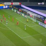 Hertha Berlin [1]-1 Union Berlin - Peter Pekarik 51'