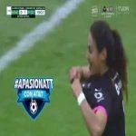 Club America 0 - [1] Monterrey - Christina Burkenroad 18' [Liga MX Femenil Apertura 2020 Semi-Finals]