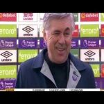 Everton vs Burnley - Pre-match Press conference with Carlo Ancelotti