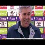 Everton vs Burnley - Pre-match Press conference with Carlo Ancelotti