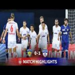 Fingertip save by Vishal Kaith for Chennaiyin FC vs Bangaluru FC in ISL..