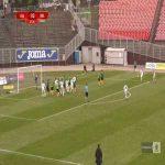 GKS Jastrzębie 1-[1] GKS Bełchatów - Mariusz Magiera FK 28' (Polish I liga)