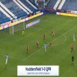 Huddersfield 1-0 QPR - Josh Koroma 4'