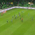 Krasnodar 3-0 Rotor Volgograd - Magomed-Shapi Suleymanov 43'