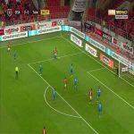 Spartak Moscow 1-0 Tambov - Jordan Larsson 27'