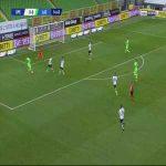 Spezia 0-1 Lazio - Ciro Immobile 15'