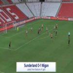Sunderland 0-1 Wigan - Kyle Joseph 16'