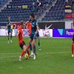 Zenit 3-0 Ural - Artem Dzyuba penalty 30'