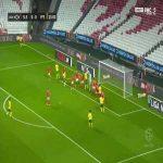 Benfica 0-1 Paços Ferreira - Oleg Reabciuk great volley 24'