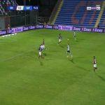 Crotone 0-3 Napoli - Diego Demme 76'