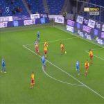 Dinamo Moscow 1-0 Arsenal Tula - Daniil Fomin 45'