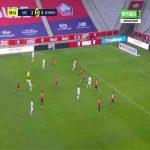 Lille 2-[1] Monaco - Pietro Pellegri 90'