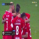 Nacional 1-[3] Santa Clara - Thiago Santana penalty 86'