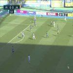 Oita Trinita 0-(1) Vegalta Sendai - Takayoshi Ishihara goal just 17 seconds after the game started