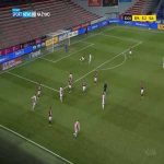 Sparta Praha 0-3 Slavia Praha - Ondřej Lingr 53'