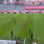 Wurzburger Kickers [1]-1 Sandhausen - Mitja Lotric 42'