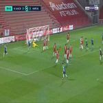 AC Ajaccio 0-1 Le Havre - Pierre Gibaud 40'