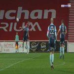 AC Ajaccio [1]-1 Le Havre - Gaetan Courtet penalty 64'