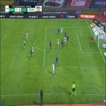 UNAM [2]-0 Cruz Azul: 37' J. Dinenno [2]-4 Aggregate 2020 Liga MX Semifinals