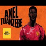 Axel Tuanzebe's incredible journey from Congo to Man Utd