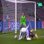 Barcelona 0 - [1] Juventus - Cristiano Ronaldo (penalty) 13'