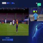 Barcelona 0 - [3] Juventus - Cristiano Ronaldo (penalty) 52'