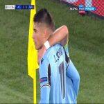 Lazio 1-0 Club Brugge - Joaquín Correa 12'