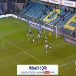 Millwall [1]-1 QPR - Jon Dadi Bodvarsson 71'