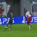 RB Leipzig 3-[1] Manchester Utd - Bruno Fernandes penalty 80'