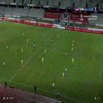 Universitatea Cluj [1]-0 Dunarea Calarasi - Gavra 26' great goal