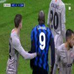 Internazionale 0-0 Shakhtar Donetsk - Lukaku blocks Sanchez's header