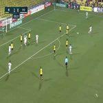 Kashiwa Reysol 1-(1) Oita Trinita - Tomoki Iwata amaizng long shot goal