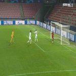 Midtjylland [1]-1 Liverpool - Alexander Scholz penalty 62'