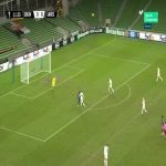 Arsenal [1] - 0 Dundalk - Eddie Nketiah 12'