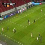 Bayer Leverkusen 4-0 Slavia Praha - Karim Bellarabi 90+1'