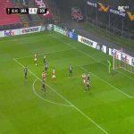 Braga 1-0 Zorya - Wenderson Galeno 61'