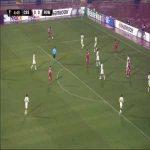 CSKA Sofia 1-0 Roma - Tiago Rodrigues 5'