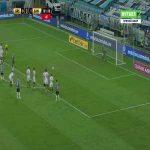 Gremio [1]-1 Santos - Diego Souza penalty 90'+11'