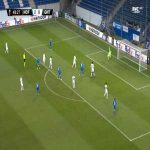 Hoffenheim 3-0 Gent - Maximilian Beier 49'