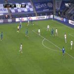 Leicester 1-0 AEK - Cengiz Under 12'