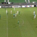 Ludogorets 1-0 LASK - Elvis Manu 46'
