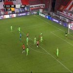 PSV 4-0 Omonia - Joël Piroe 90+3'