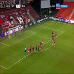 Standard Liège 2-[2] Benfica - Pizzi PK 67'