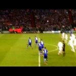 Tomorrow will mark 7 years since Joel Matip scored this [great] goal in the Champions League for Schalke against Basel.