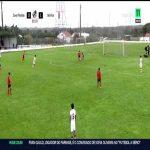 Cova da Piedade u23 0 - [2] Benfica u23 - Henrique Araújo AMAZING goal