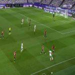 Real Valladolid 1-0 Osasuna - Shon Weissman 7'